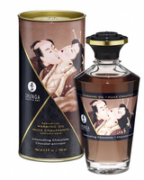Aphrodisiac warming oil -  chocolate