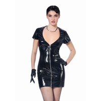 Ninon dress vinyl