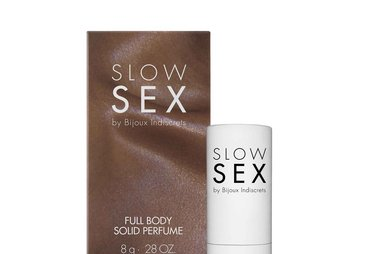 Intimate solid parfum