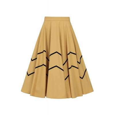Milla swing skirt